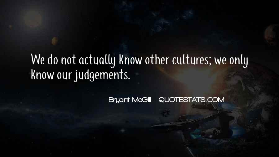 Quotes About Other Cultures #825663