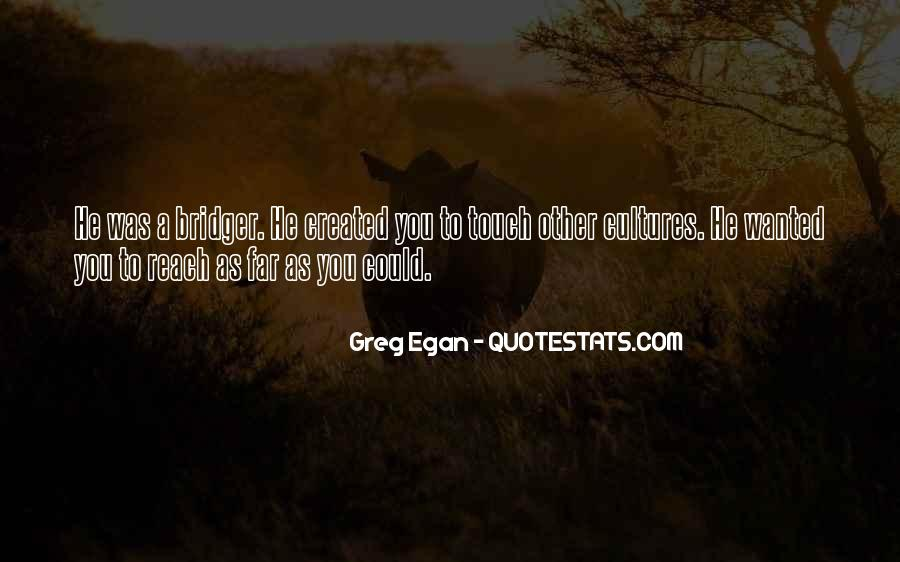 Quotes About Other Cultures #850523
