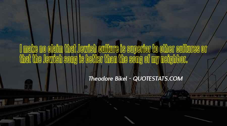 Quotes About Other Cultures #91976