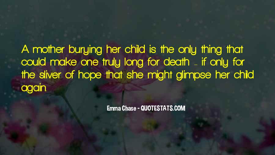 Quotes About Burying A Child #292515