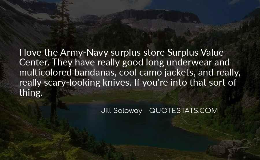 Quotes About Navy Love #1492058