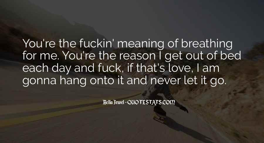 Quotes About Bed Love #161150