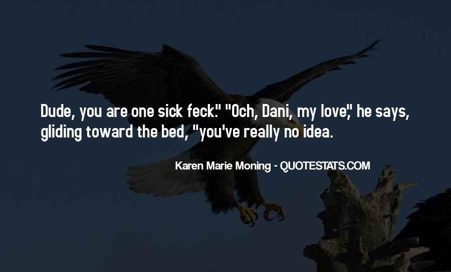 Quotes About Bed Love #19542