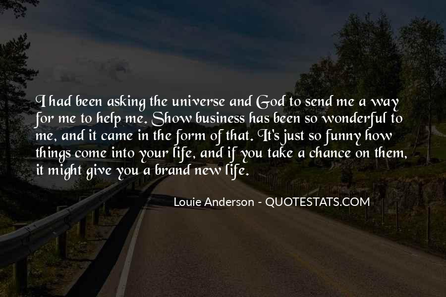 Quotes About Asking For Help To God #1598272