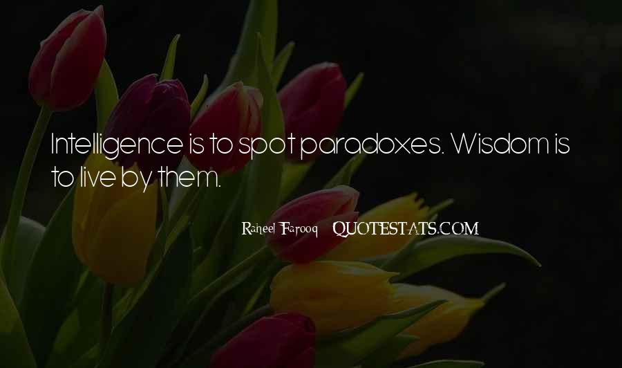 Quotes About Logic And Wisdom #1277406