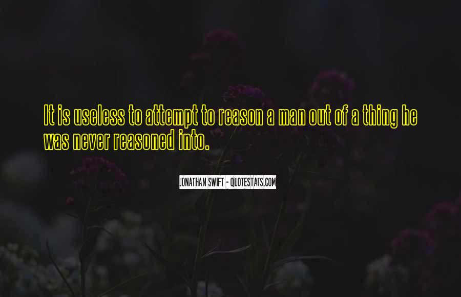 Quotes About Logic And Wisdom #1455695