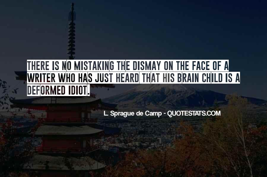 Quotes About Dismay #545653