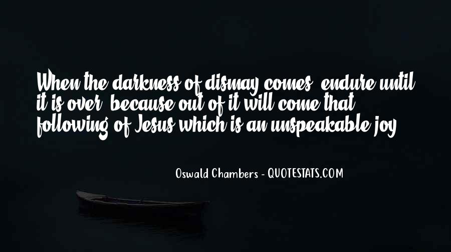Quotes About Dismay #578273