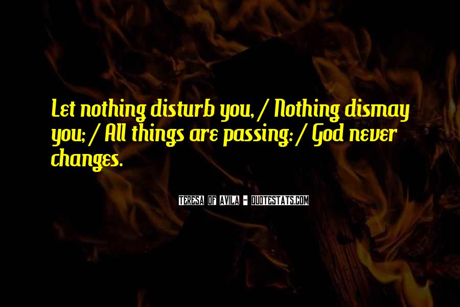 Quotes About Dismay #935682