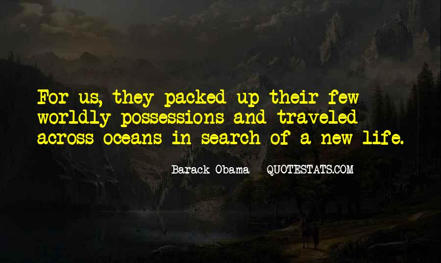 Quotes About Worldly Possessions #1691370