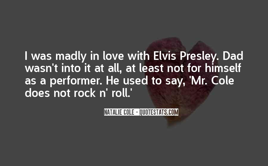 Quotes About Madly In Love #1251934