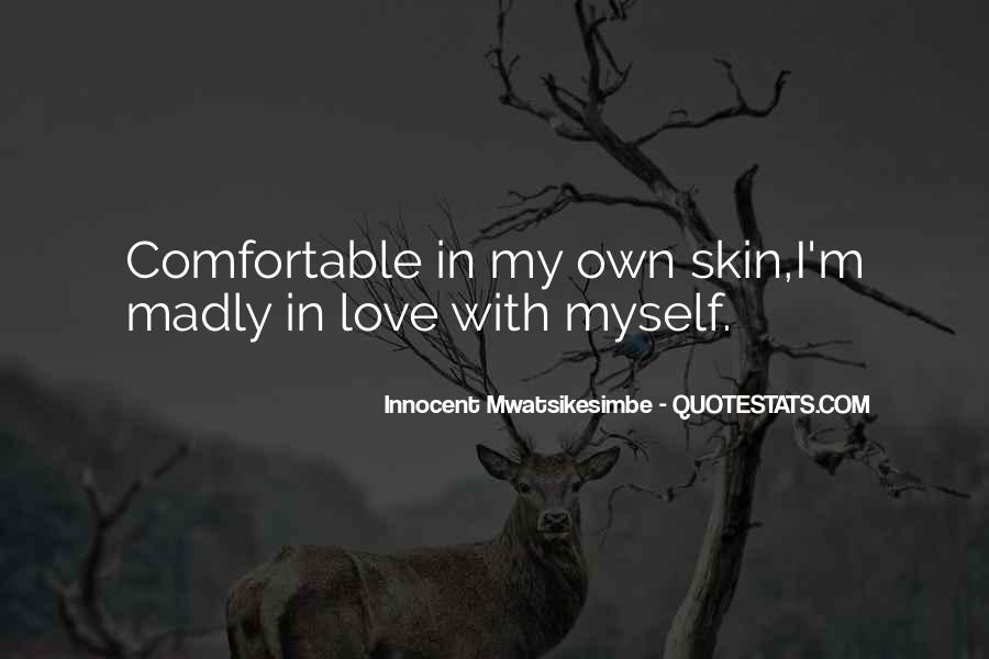 Quotes About Madly In Love #186926