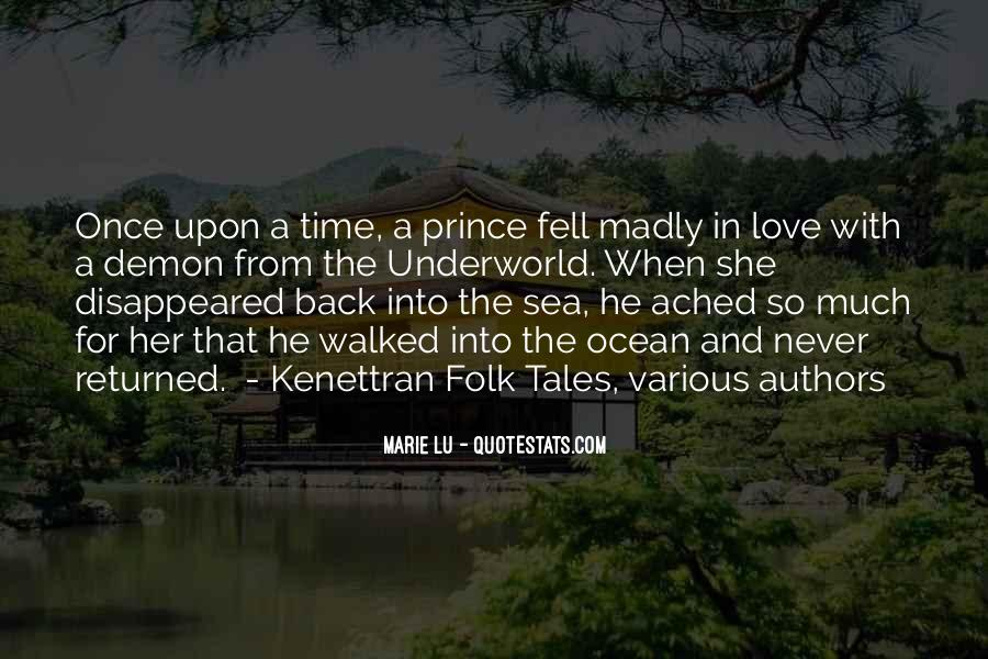 Quotes About Madly In Love #567496