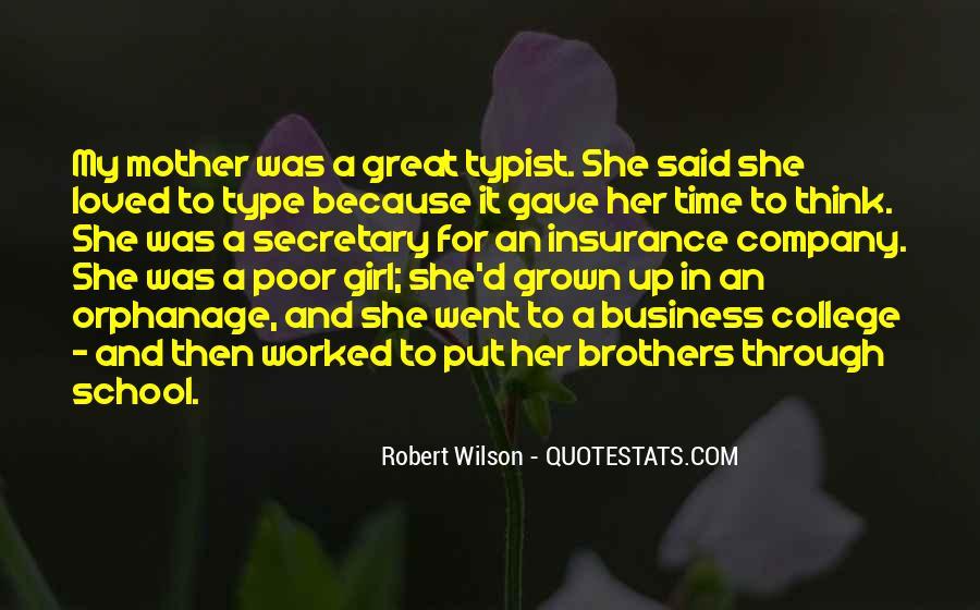 Quotes About Company Secretary #871917