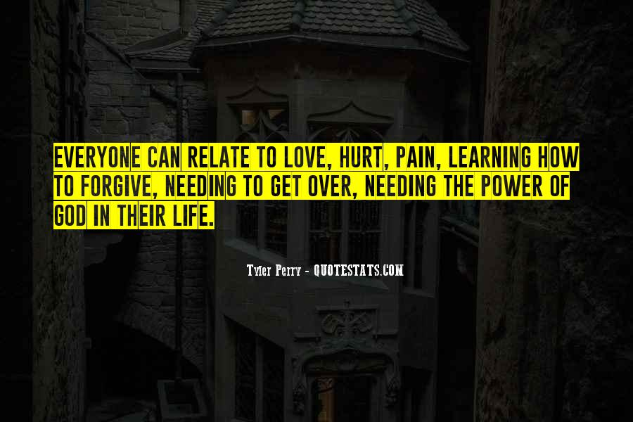 Quotes About Not Needing Love #582686