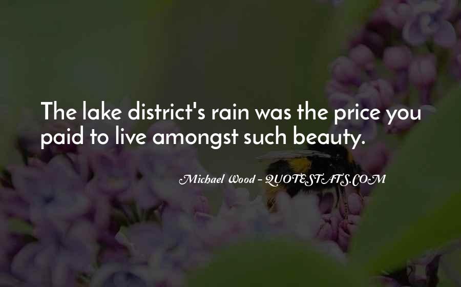 Quotes About Lake District #807445