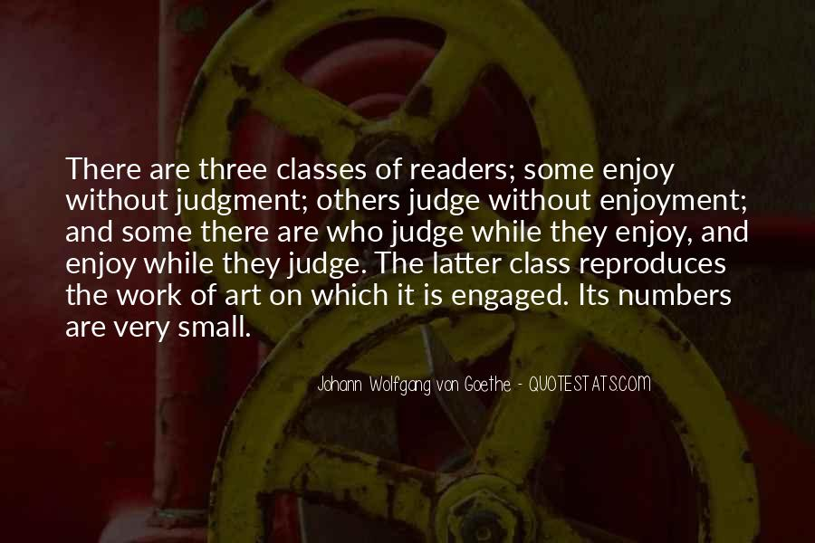 Quotes About Enjoyment Of Reading #603407