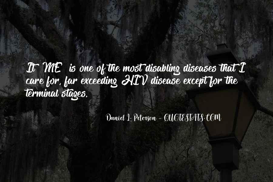 Quotes About Misdiagnosis #313524