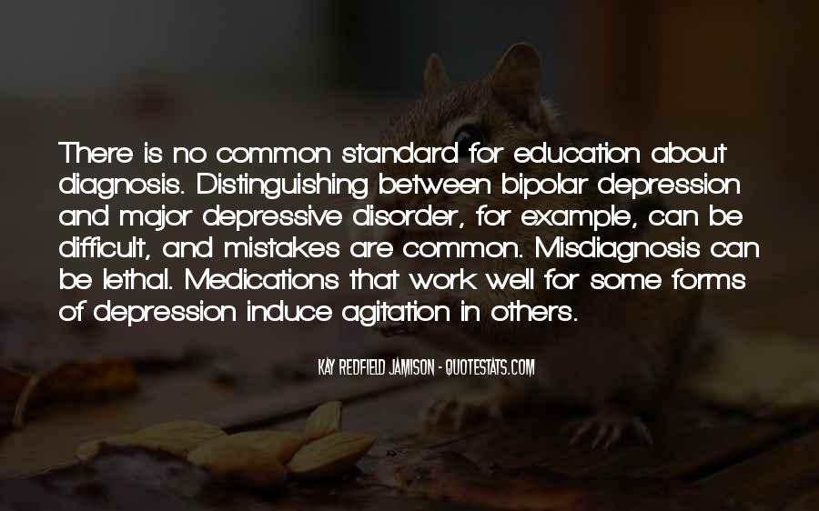 Quotes About Misdiagnosis #893250