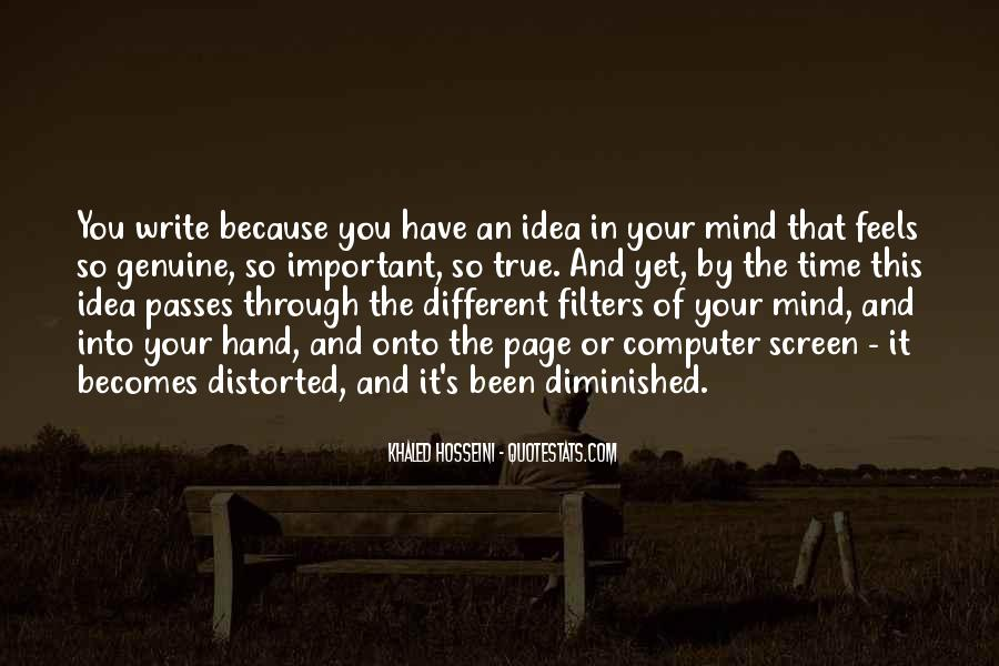 Quotes About Different Filters #688151