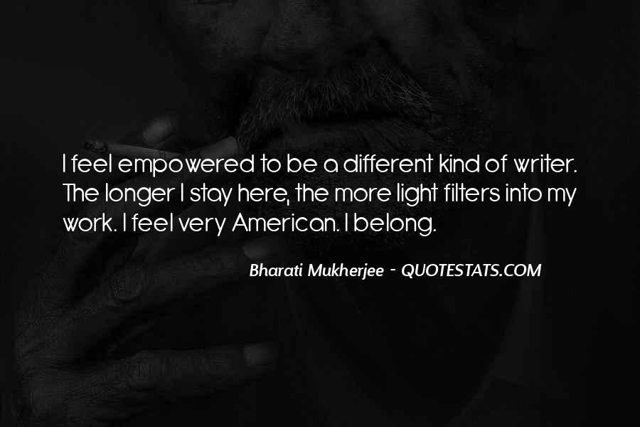 Quotes About Different Filters #826675