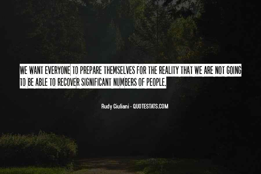 Quotes About Everyone For Themselves #1532939