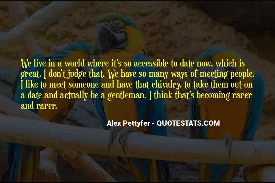 Quotes About Meeting Someone Great #110009