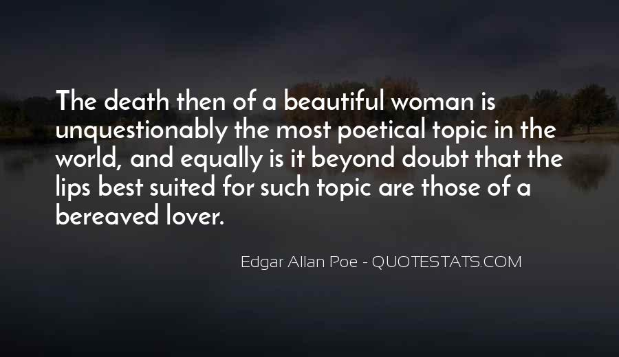 Quotes About Life Edgar Allan Poe #113074