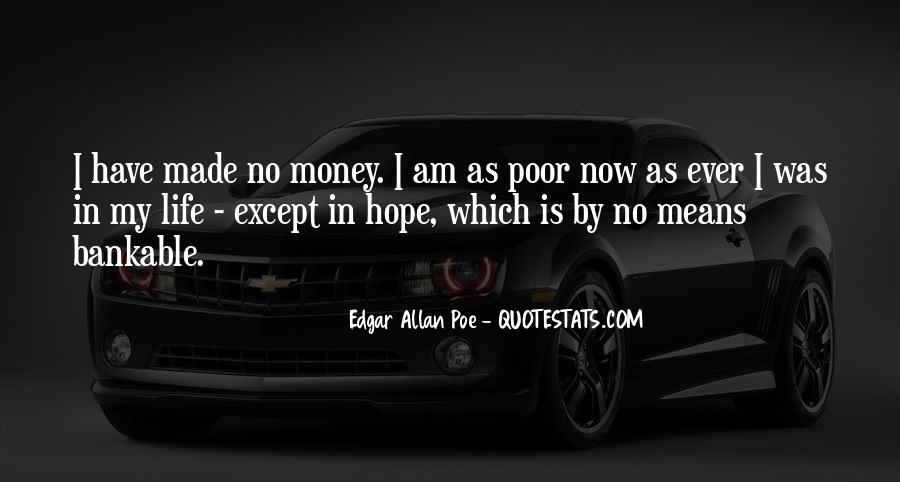 Quotes About Life Edgar Allan Poe #1142732
