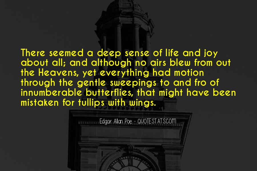 Quotes About Life Edgar Allan Poe #1288159