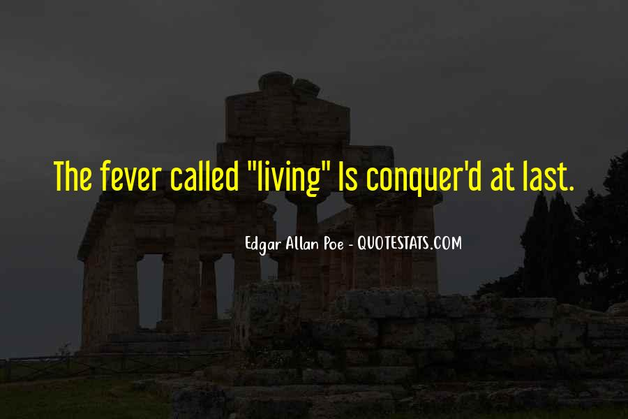 Quotes About Life Edgar Allan Poe #380431