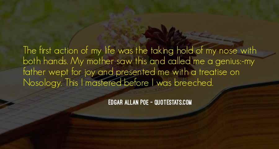 Quotes About Life Edgar Allan Poe #588755