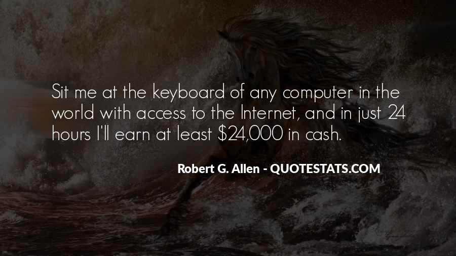 Quotes About Access #109347