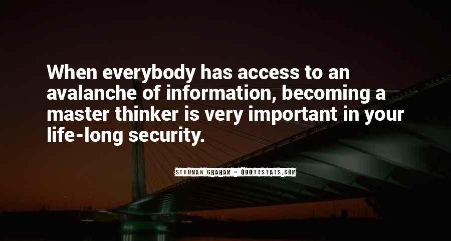 Quotes About Access #13101