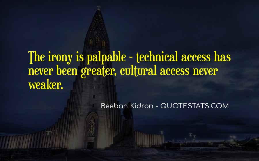 Quotes About Access #29200