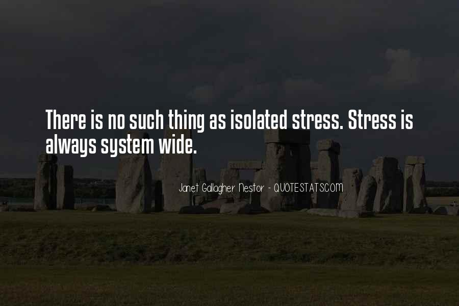 Quotes About Stress Relief #633392