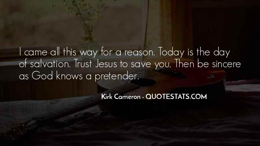 Quotes About Kirk #104972