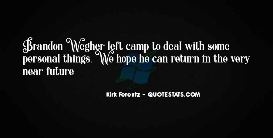 Quotes About Kirk #119538
