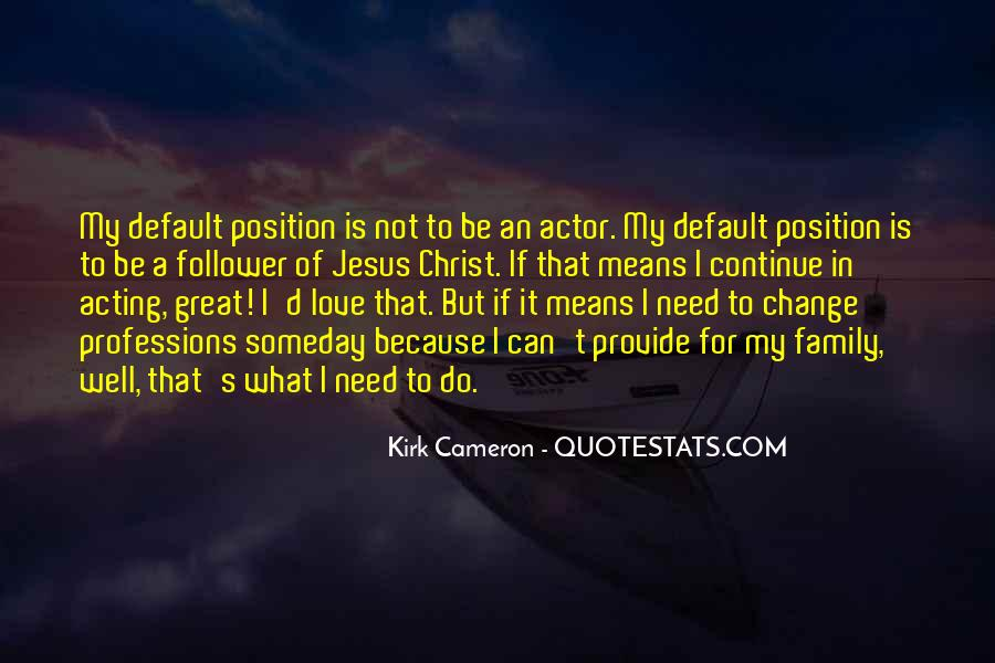 Quotes About Kirk #168553