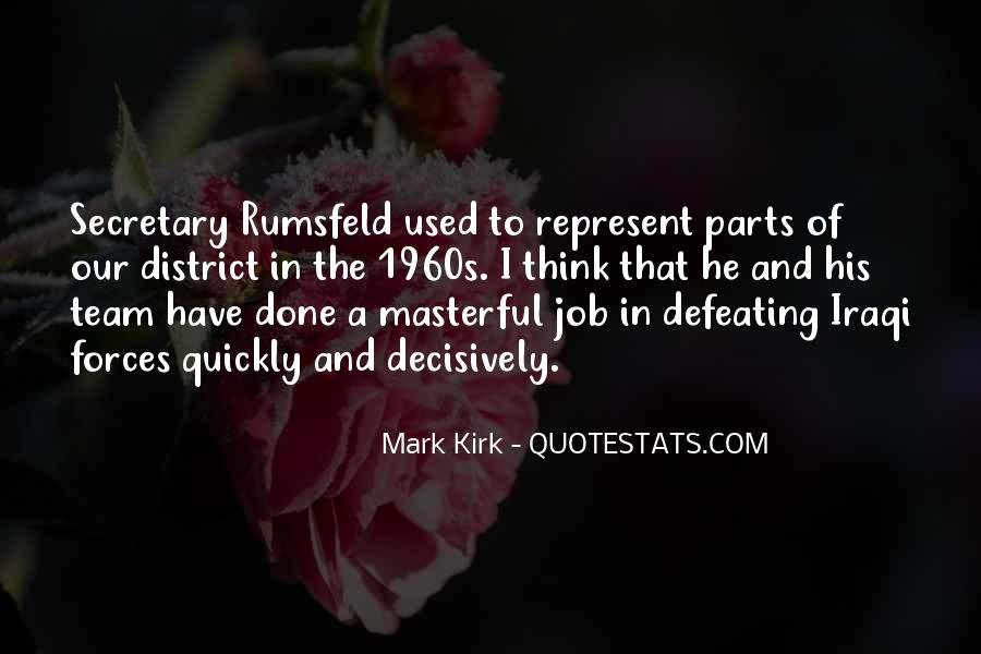 Quotes About Kirk #178022