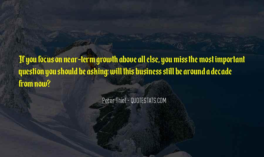 Quotes About Asking For The Business #1108953