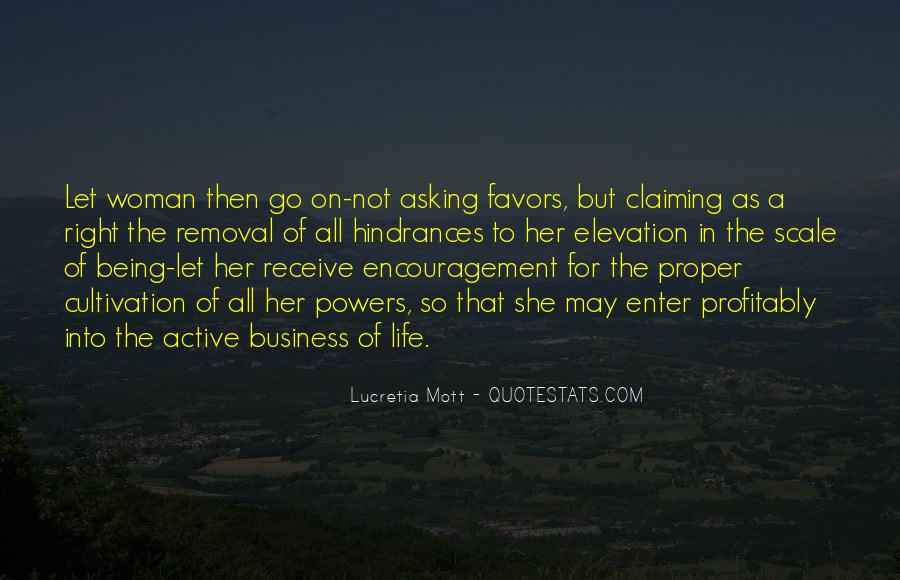 Quotes About Asking For The Business #1379057