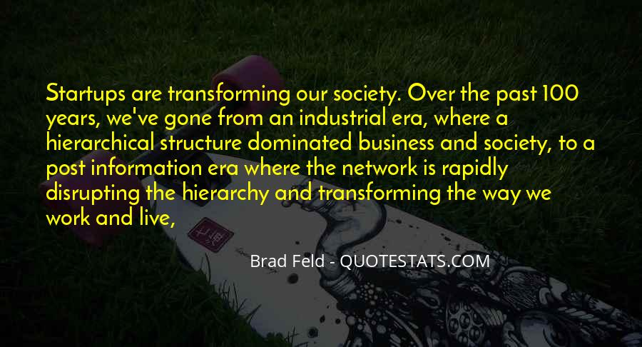 Quotes About Transforming Society #598708