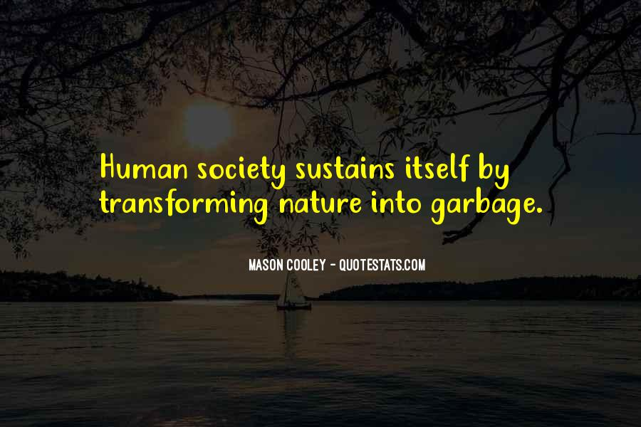 Quotes About Transforming Society #622526
