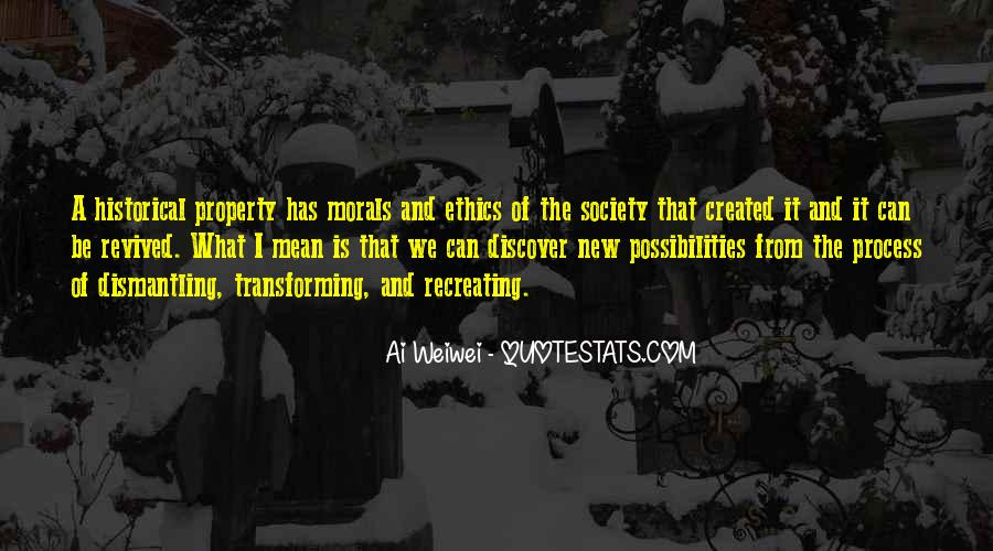 Quotes About Transforming Society #660470