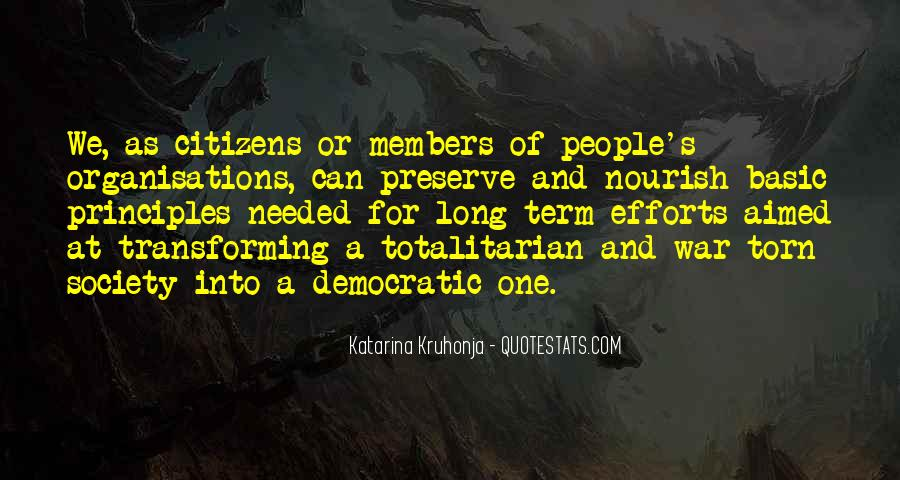 Quotes About Transforming Society #677906