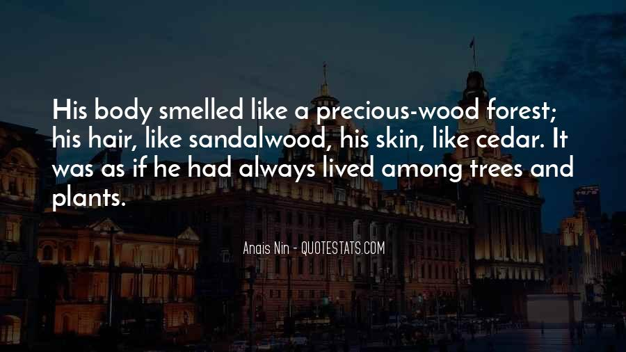 Quotes About Cedar Trees #829342
