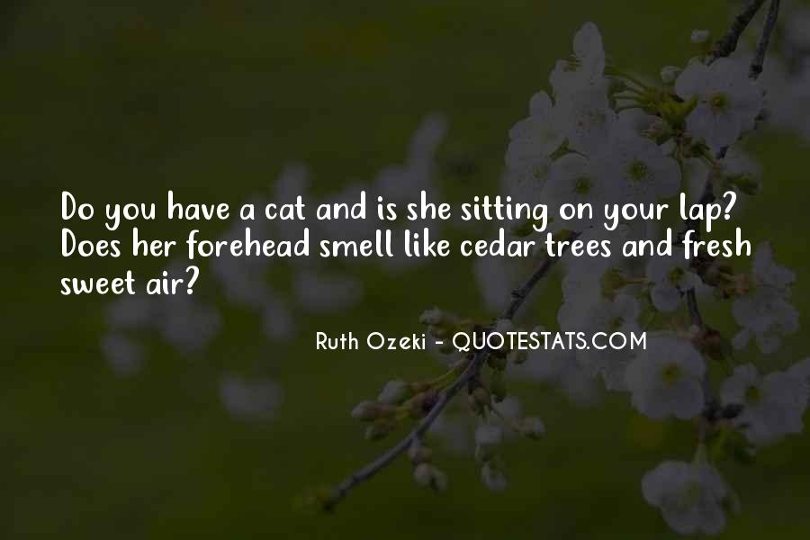 Quotes About Cedar Trees #964850