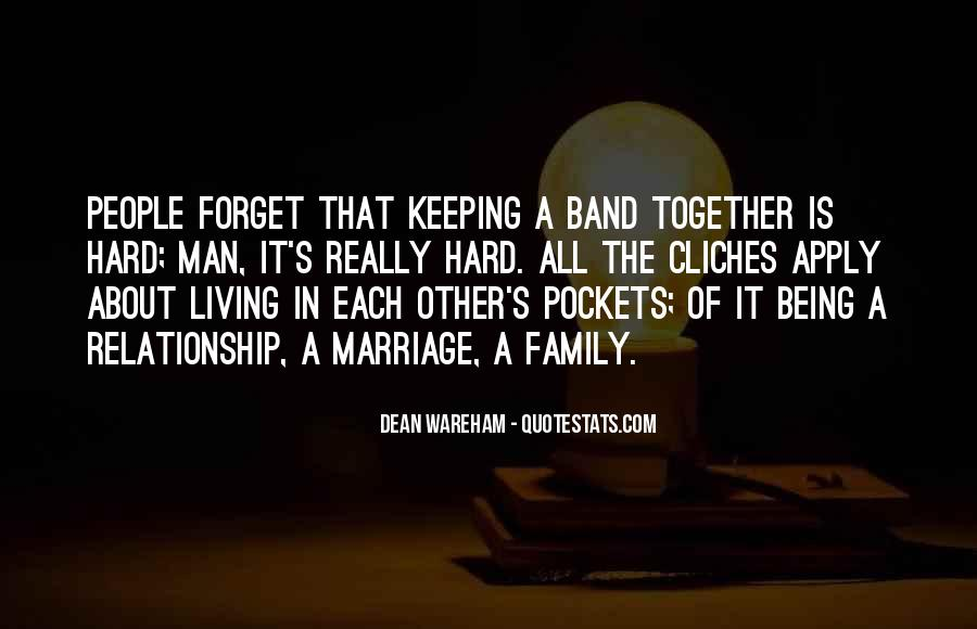 Quotes About Family Not Being Together #972570