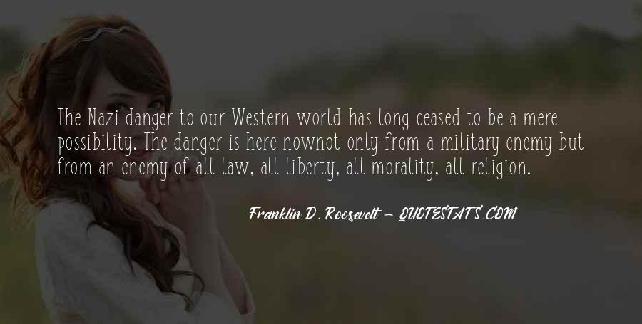 Quotes About Morality Without Religion #100463